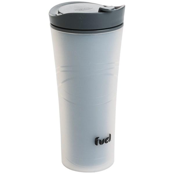 Fuel Leak-proof Double-wall Insulated Travel Mug - Bpa-free, 16 Fl.oz.