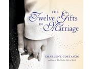 The Twelve Gifts in Marriage Binding: Hardcover Publisher: William Morrow & Co Publish Date: 2005/01/01 Synopsis: An inspirational, illustrated gift book for couples at any stage of matrimony features a parable in which an elderly couple counsels a young bride and groom about the challenges they will face and reveals twelve qualities that can safeguard marital harmony
