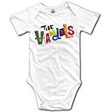 The Vandals Band Hitler Bad Boys Girls Baby Onesies Clothing Short Sleeve