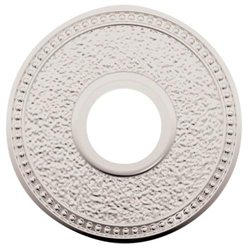 Baldwin R006.PV Pair of Estate Rosettes for Privacy Functions