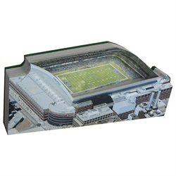 Detroit Lions - Ford Field Replica w - Display Case