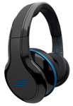 Sms Audio Sms-wdblk Street By 50 Wired Headphones
