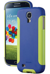 Dba Cases Galaxy S Iv Comp Ultra Pkg-monaco Blue/lime Complete Ultra P