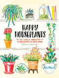 For anyone who has longed for a garden of their own—whether a city dweller or one with less-than-green thumbs—this is a handy little guide to growing and maintaining houseplants