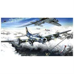 ACADEMY PLASTICS Academy 1/72 12436 B-17G 15th Air Force New in Sealed Box NEW RELEASE