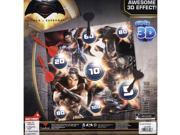 Batman Vs. Superman 3d Dartboard By Cardinal