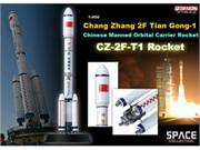 1/400 CZ-2F-T1 Rocket (Chang Zheng2F) TianGong-1, Chinese Manned Orbital Carrier