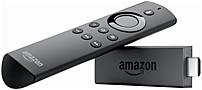 Amazon Ly73pr Fire Tv Stick With Alexa Voice Remote - 8 Gb - 1080p - Black