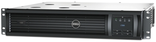 Dell Dlt1500rm2u 1500rm Smart Ups - 2u - 16 Segment Led Display - Rs-232, Usb - Black