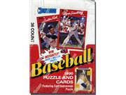 1990 Donruss Mlb Baseball Cards Box