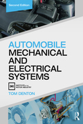 The second edition of Automobile Mechanical and Electrical Systems concentrates on core technologies to provide the essential information required to understand how different vehicle systems work