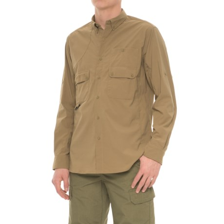 Quick-dry Shirt - Long Sleeve (for Men)