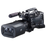 Panasonic Ag-3dp1gj 3d Integrated Hd Camcorder