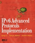 This book is the second installment of a two-volume series on IPv6 and the KAME implementation