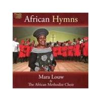 Mara Louw & The African Methodist Choir - African Hymns (Music CD)