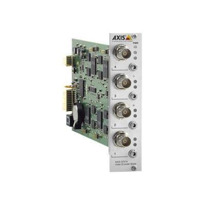 Axis 0354-001 Q7414 Video Encoder Blade - Video Server - 4 Channels