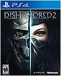 Bethesda Dishonored 2 - First Person Shooter - Playstation 4 093155170742