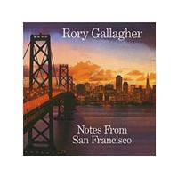 Rory Gallagher - Notes From San Francisco (Live) (Music CD)