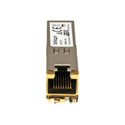 Startech.com J8177cst Gigabit Rj45 Copper Sfp Transceiver Module - Hp J8177c Compatible Sfp - Mini-gbic