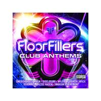 Various Artists - Floorfillers Club Anthems (Music CD)
