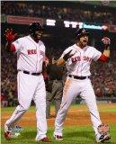 David Ortiz & Jacoby Ellsbury Boston Red Sox 2013 World Series Game 6 Action Photo 8x10