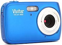 Vivitar Vivicam Vx022-blue 10.1 Megapixels Digital Camera - 4x Digital Zoom - 1.8-inch Lcd Display - Blue