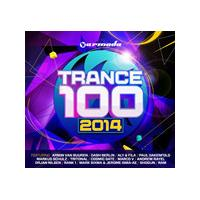 Various Artists - Trance 100 - 2014 (Music CD)