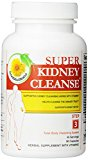 Health Plu, Super Kidney Cleanse Capsules, 90 Count
