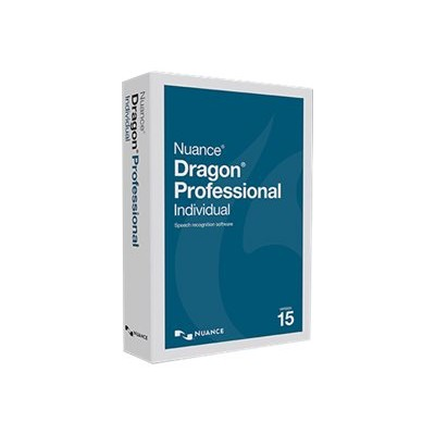 Nuance Communications K889a-fd7-15.0 Dragon Professional Individual - (v. 15) - Box Pack (upgrade) - 1 User - Upgrade From Dragon Naturallyspeaking Professional