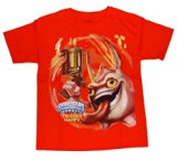 Skyladers Spyro's Adventure Game Trigger Happy Tee Boys Shirt (Orange, 18/20)