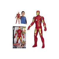 Marvel Avengers Age of Ultron Titan Hero Tech Interactive Electronic Iron Man Action Figure