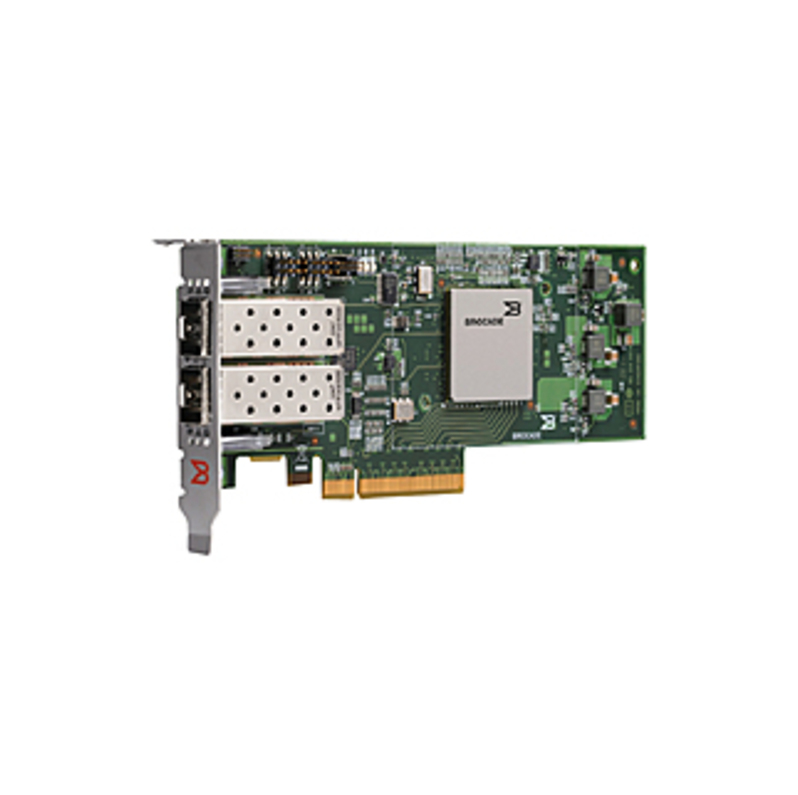 Brocade 1860-2f 10gigabit Ethernet Card - Pci Express X8 - Low-profile