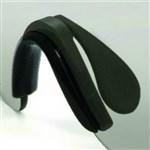 """Bolle Vortex Nose Piece - Shiny Black/Black Rubber Brand New, Product # 50284 (TT Silver/Black Rubber) Product # 50283 (Shiny White/Black Rubber ) Product # 50282 (Crystal Smoke/Black Rubber ) Product # 50281 (Shiny Black/Black Rubber) Product # 50500 (Green/Black Rubber) Product # 50512 (Red/Gray Rubber) Product # 50516 (Yellow/Black Rubber) The Bolle Vortex Nose Piece is a replacement nose piece for vortex sunglasses"