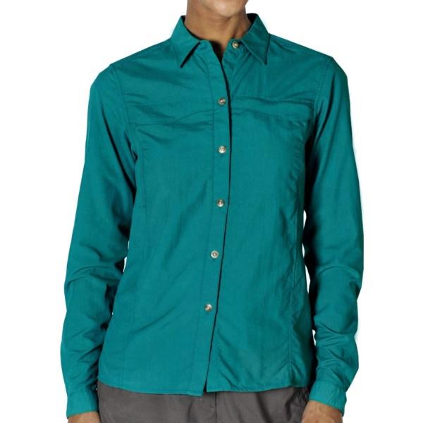 ExOfficio BugsAway(R) Breez?r Shirt - UPF 30 , Long Sleeve (For Women)