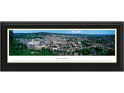 Bath, England - Deluxe Framed Panoramic