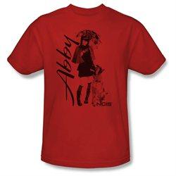 Mens NCIS Short Sleeve SUNNY DAY XLarge T-Shirt Tee