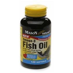 Mason Natural Fish Oil- EPA 360 DHA 240, Softgels?