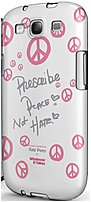 Symtek Wus-gs3-gkp03 Whatever It Takes Premium Gel Shell For Samsung Galaxy S Iii - Katy Perry White
