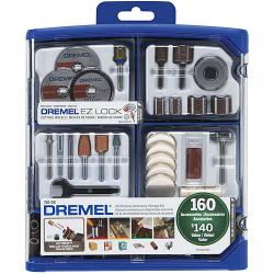 Dremel 733832 All Purpose Kit Accessory, 160 Pieces