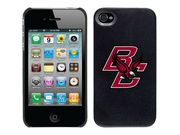 Coveroo Apple Iphone 4/4s Black Thinshield Case With Boston College Bc, Color Design