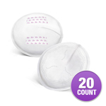Avent Scf253/20-20 Pack Disposable Night Breast Pads 20ct