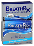 Breathrx Dis372 Sugar Free Mints - 60ct