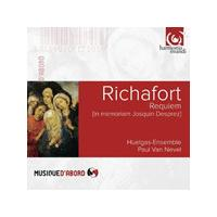 Jean Richafort: Requiem in Memoriam Josquin Desprez (Music CD)