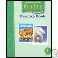 Houghton Mifflin Reading Practice Book: Grade 1 Volume 1