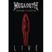 Megadeth: Countdown To Extinction - Live [Blu-ray / CD] (Blu-ray)