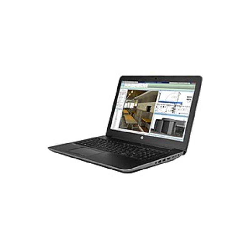 Hp Zbook 15 G4 1mp22ut Mobile Workstation Pc - Intel Xeon  E3-1505mv6 2.8 Ghz Quad-core Processor - 16 Gb Ddr4 Sdram - 512 Gb Solid State Drive - 15.6