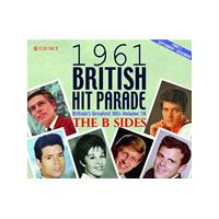 Various Artists - British Hit Parade 1961 (The B-Sides, Vol. 3) (Music CD)