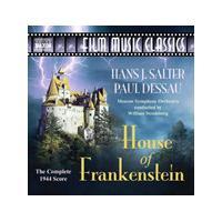 HANS J SALTER/PAUL DESSAU - HOUSE OF FRANKENSTEIN