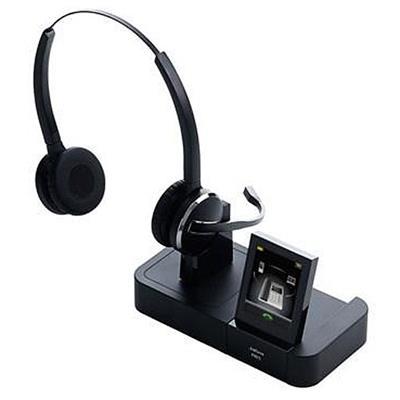 Jabra 9465-69-804-105 Pro 9465 Duo - Headset - On-ear - Wireless - Dect 6.0
