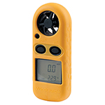 """Celestron WindGuide - Yellow Brand New Includes Two Year Warranty, The Celestron 48020 is an anemometer that shows live wind and temperature readings"